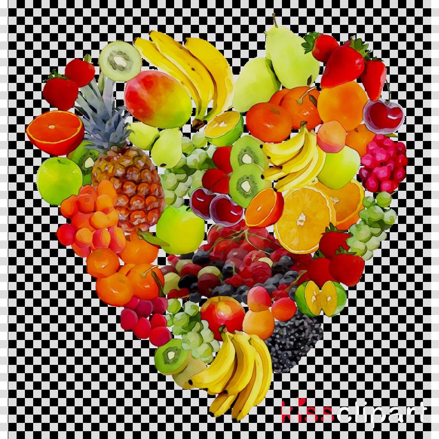 Healthy Heart Clipart Eating Food Health Transparent Clip Art
