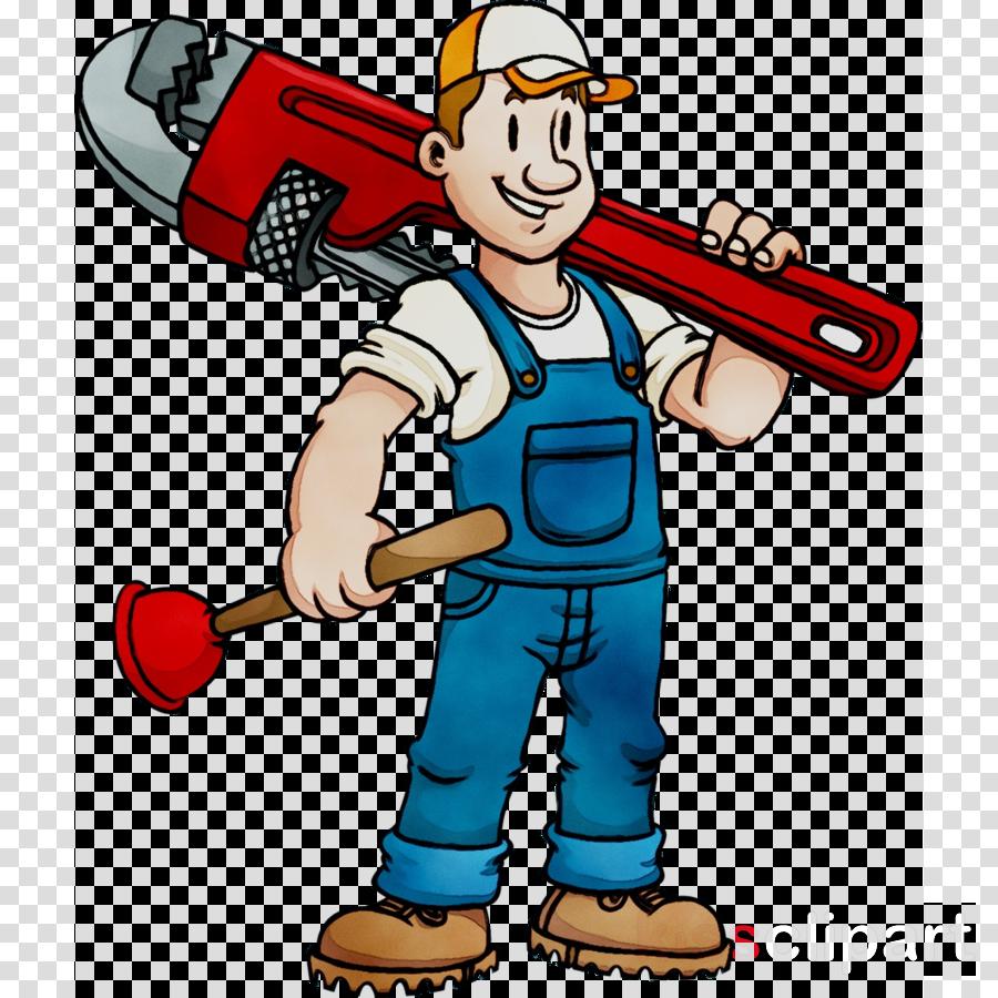 Toilet Cartoon Clipart Plumber Service Cartoon Transparent Clip Art