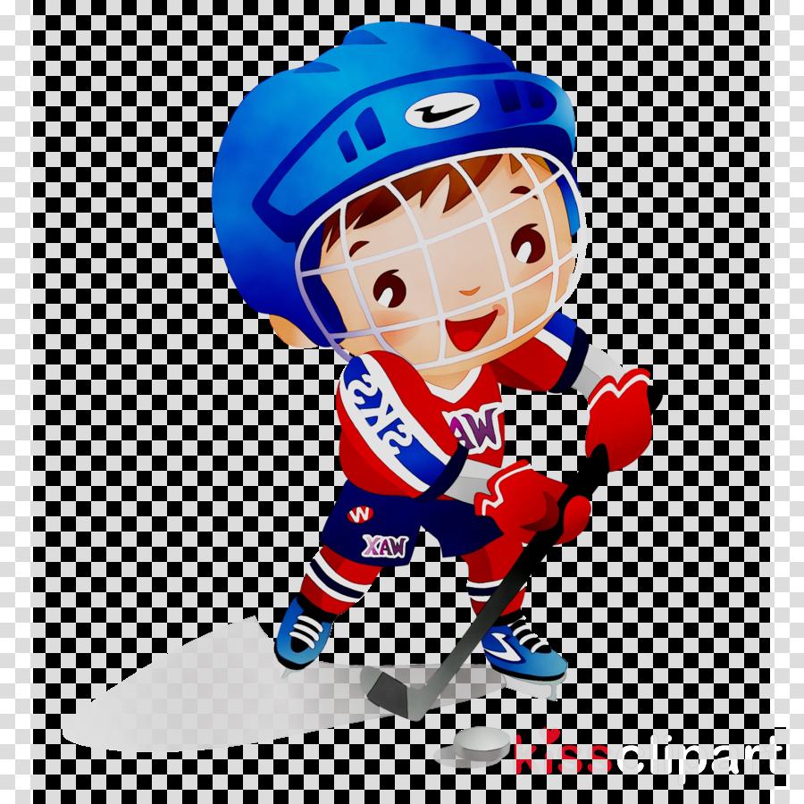 Cartoon Football Clipart Hockey Sports Ball Transparent Clip Art