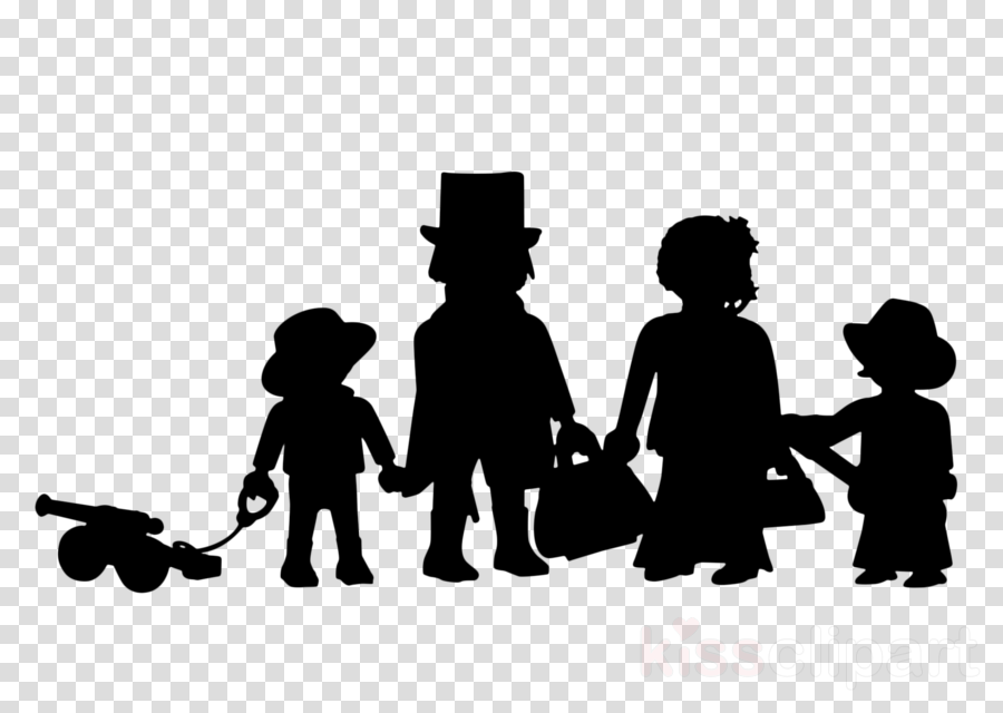 People, Silhouette, Font, transparent png image & clipart free download