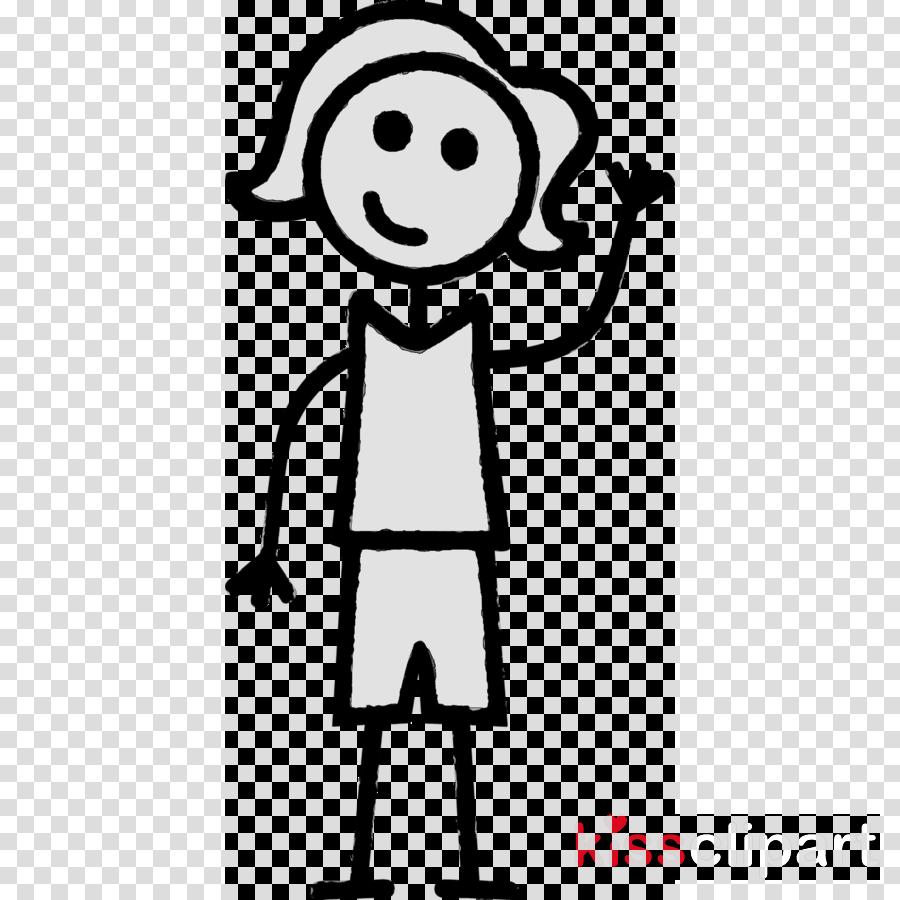 Drawing Clipart Girl Max Installer
