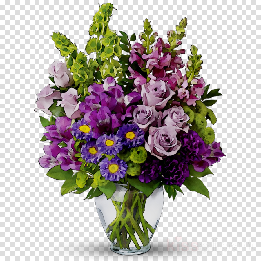 cut flowers clipart Cut flowers Flower bouquet