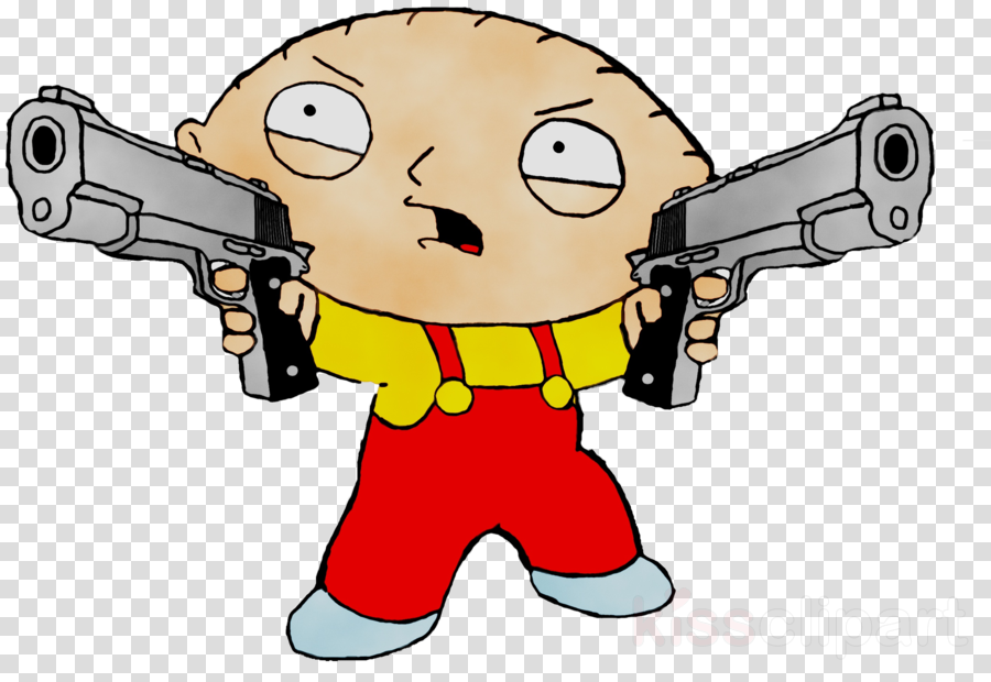Cartoon Gun Illustration Transparent Png Image Clipart Free