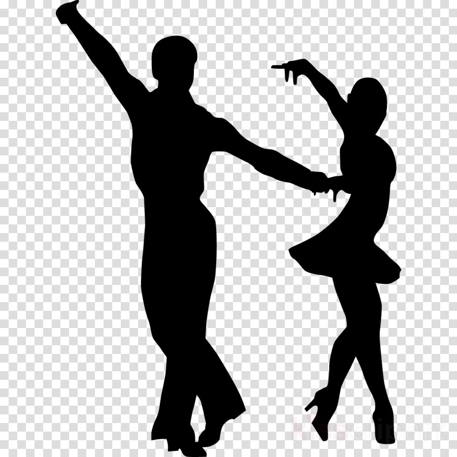 Dancer Silhouette Clipart Dance Silhouette Event Transparent Clip Art