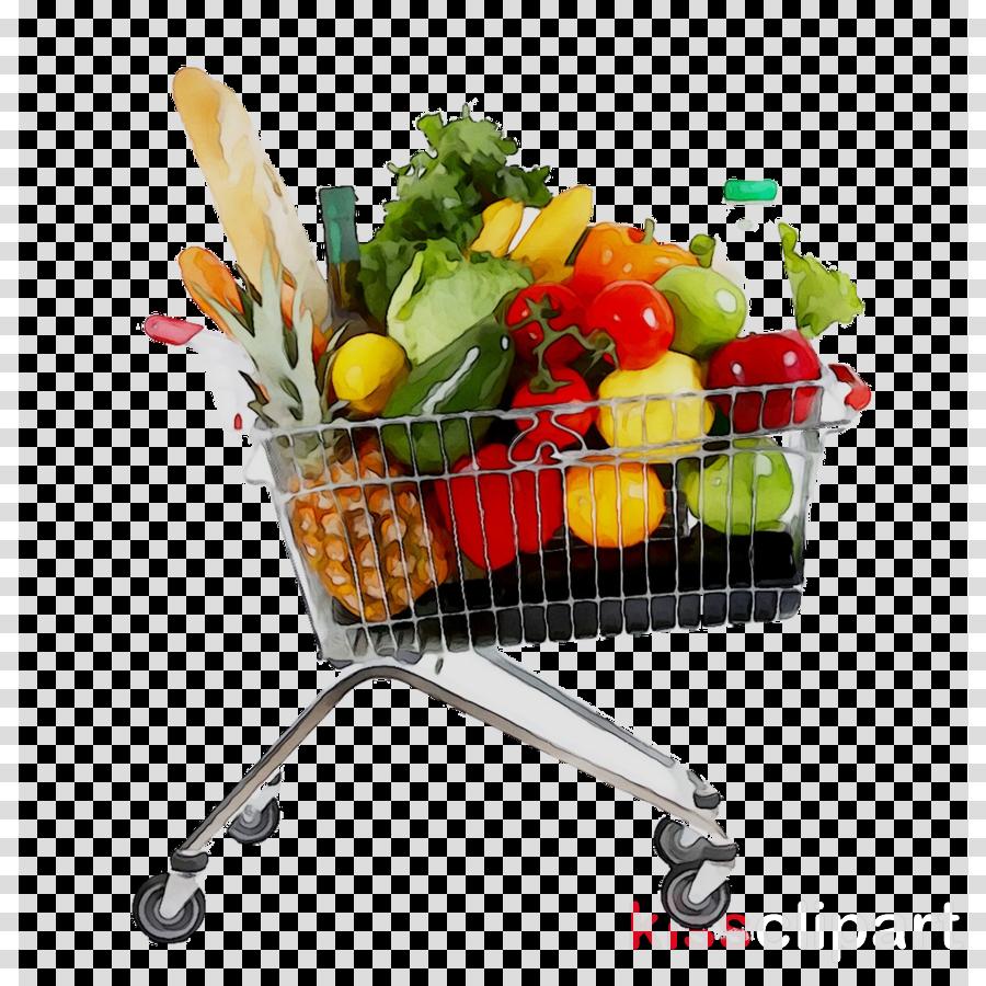 Supermarket Cartoon Clipart Shopping Product Supermarket Transparent Clip Art