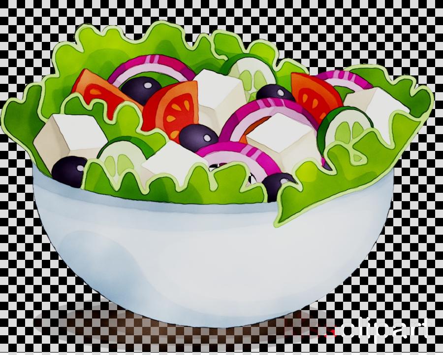 Vegetable Cartoon Clipart Vegetable Plate Food Transparent Clip Art