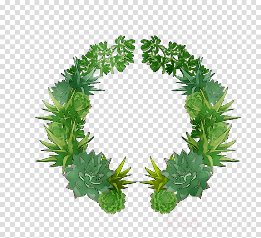Watercolor Christmas Wreath Png.Watercolor Christmas Wreath Clipart Wreath Painting