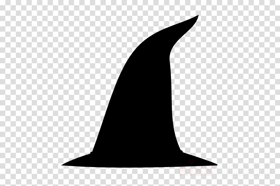 Witch Cartoon Clipart Silhouette Clothing Hat Transparent Clip Art