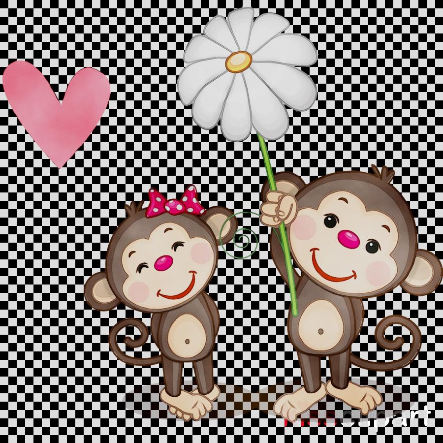 Прикольные обезьянки рисунок, мая пятница