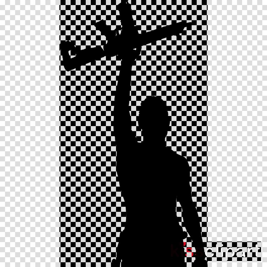 Cross Symbol Clipart Silhouette Cross Transparent Clip Art