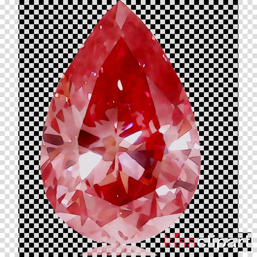 Diamond Background Clipart Pink Red Diamond Transparent