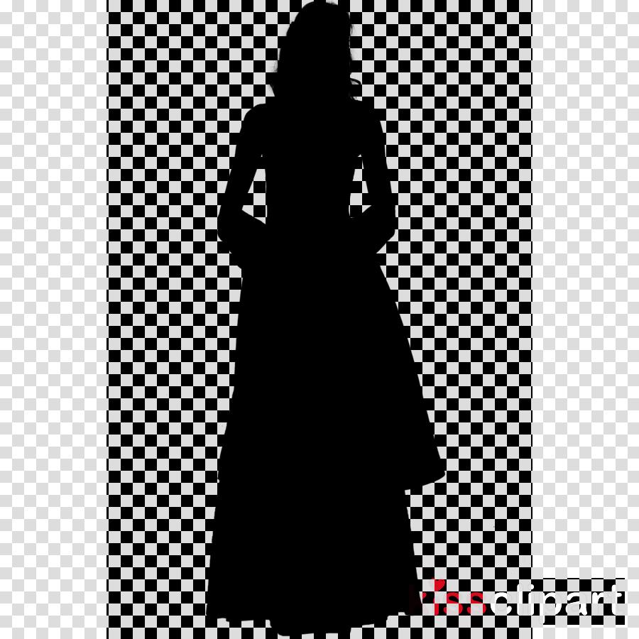 shoulder clipart Wiki Dress Black & White M Gown
