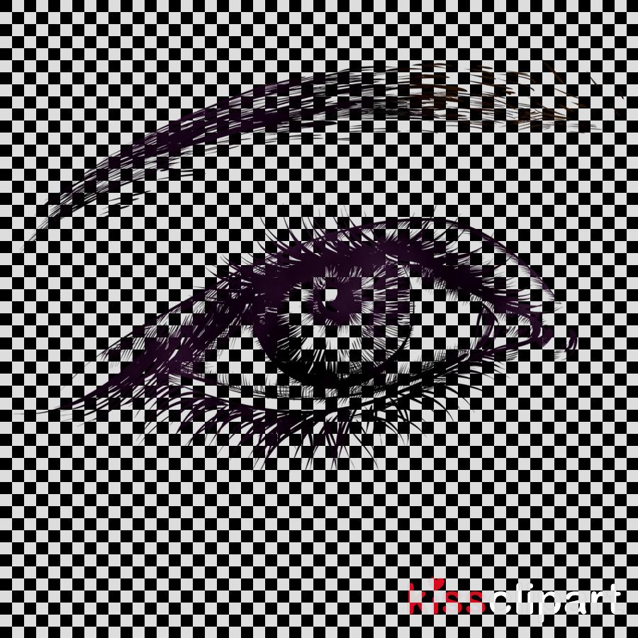 Eye Cartoon Clipart Drawing Illustration Eyelash Transparent Clip Art