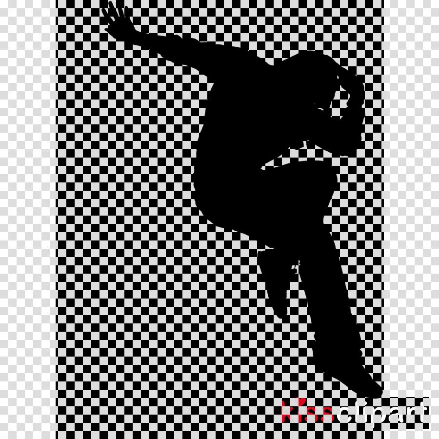 Street Dance Clipart Dance Illustration Silhouette Transparent Clip Art