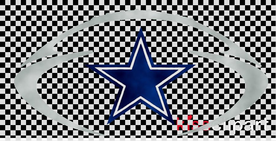 Transparent Dallas Cowboys Star Logo