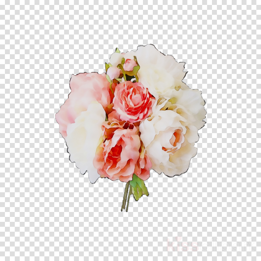 Pink Flowers Background