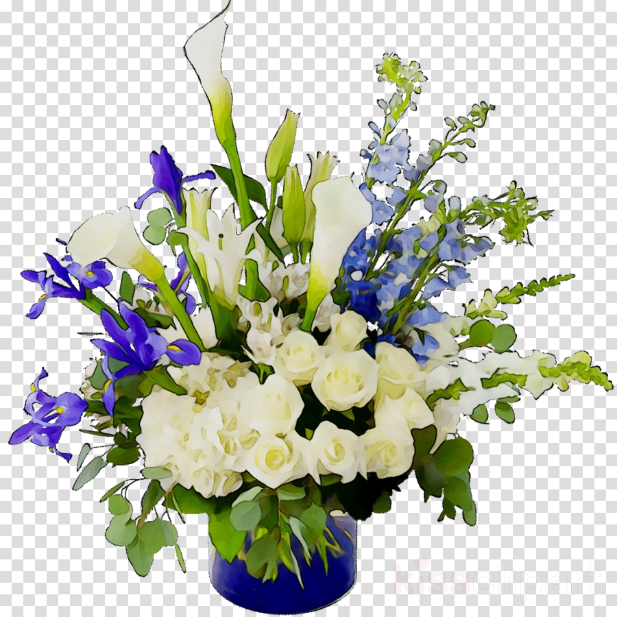 cut flowers clipart Floral design Cut flowers