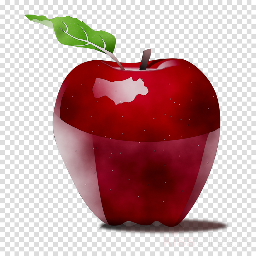 Early Red One - Red Delicious Apple Png , Transparent Cartoon - Jing.fm