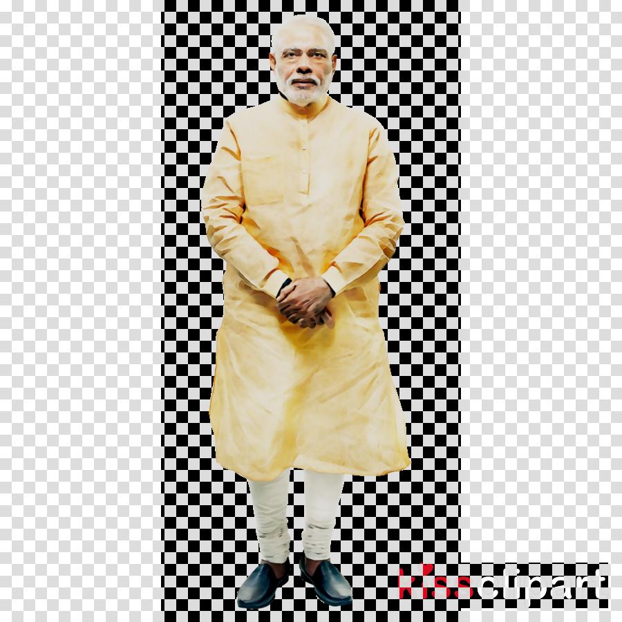 standing clipart Narendra Modi India