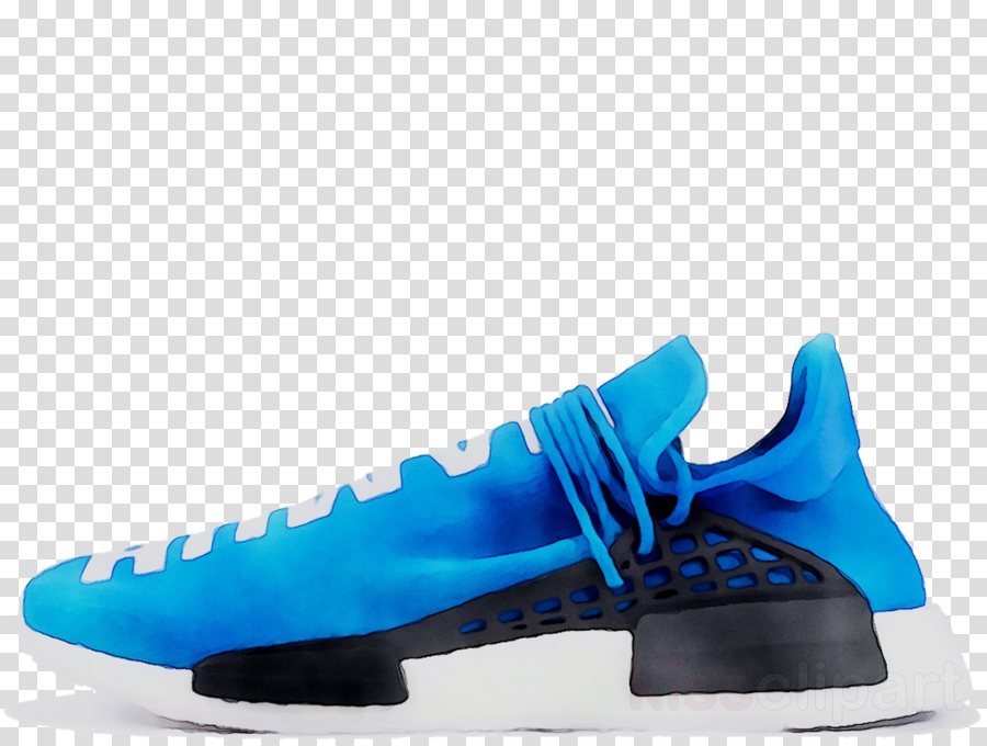 electric blue clipart Sneakers Sports shoes