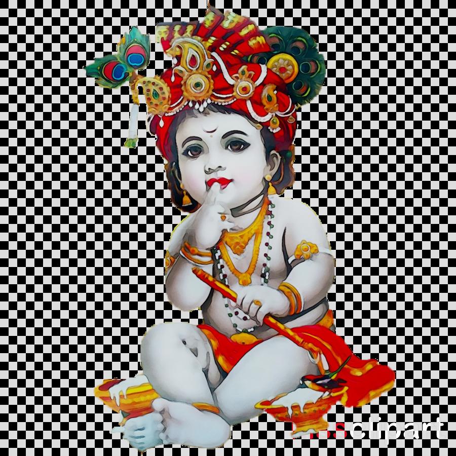 Janmashtami Background Clipart Art Illustration