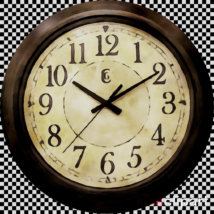 Clock Cartoon