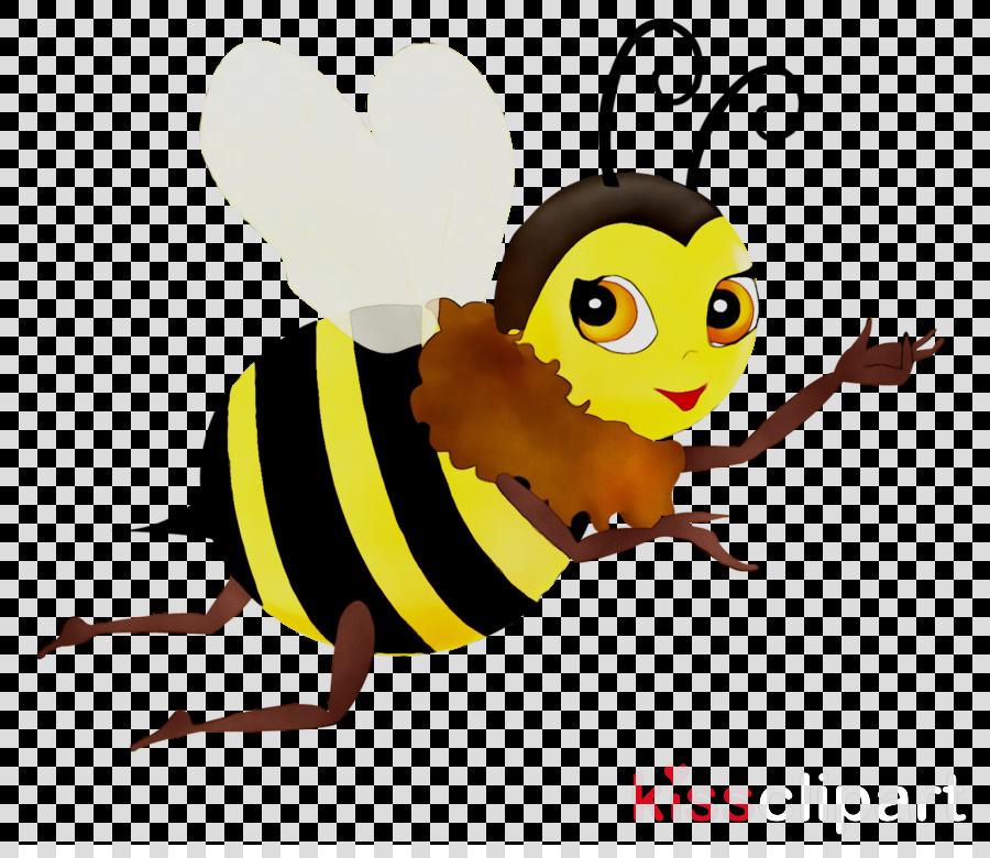 abelha europa x africana clipart Bee Insect Clip art
