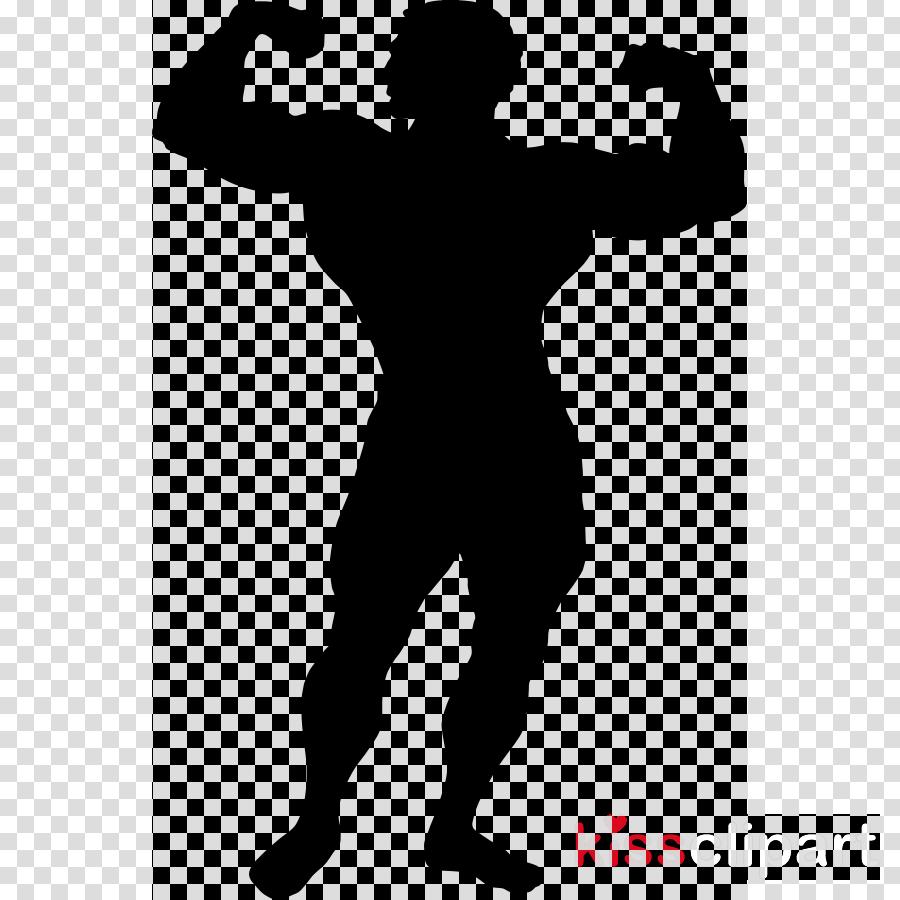muscle man clipart Clip art