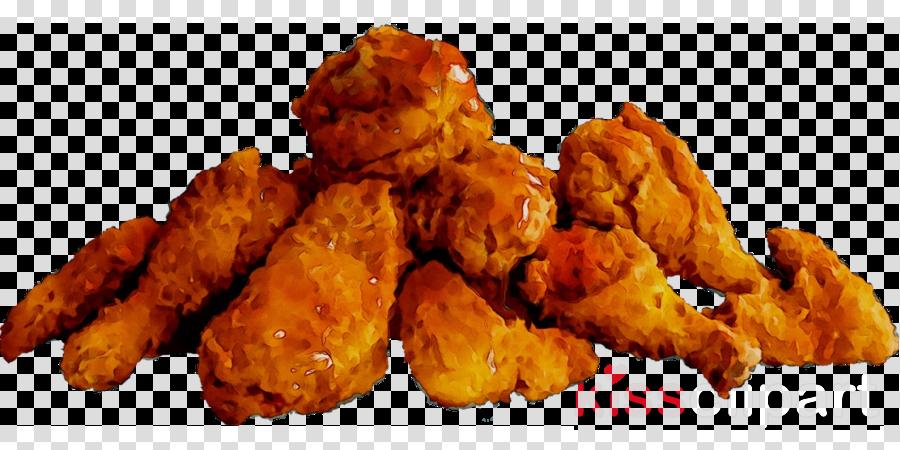 Chicken Nuggets Background