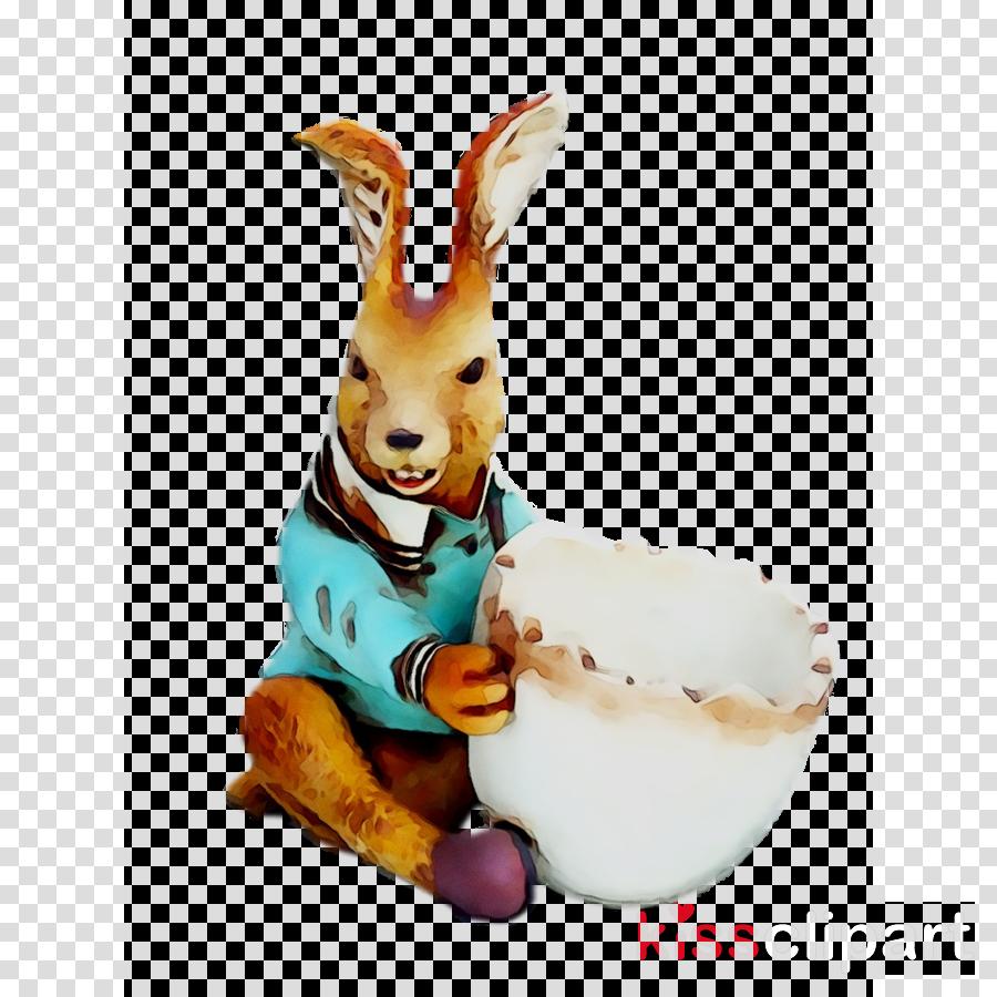 figurine clipart Easter Bunny Figurine