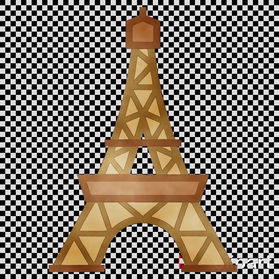 wood clipart Eiffel Tower