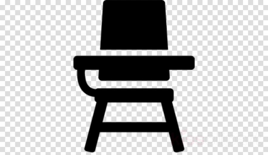 student desk icon clipart Chair Table Classroom