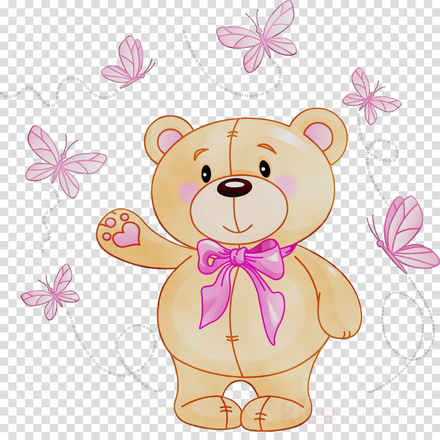 cute teddy bear clipart Teddy bear Clip art