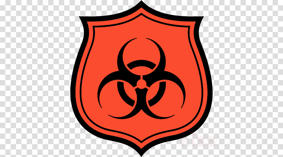 Biological hazard Hazard symbol Decal Sticker