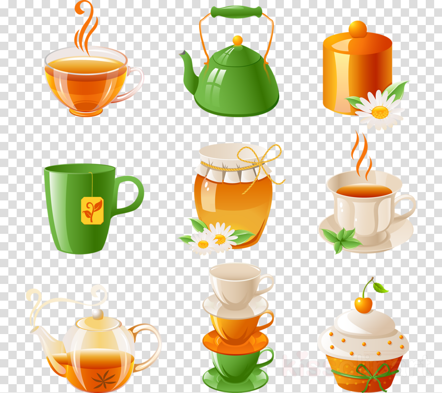 Tea Clip art Vector graphics Image Illustration