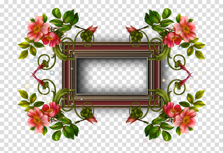 Borders and Frames Picture Frames Image Butterfly Frame Art