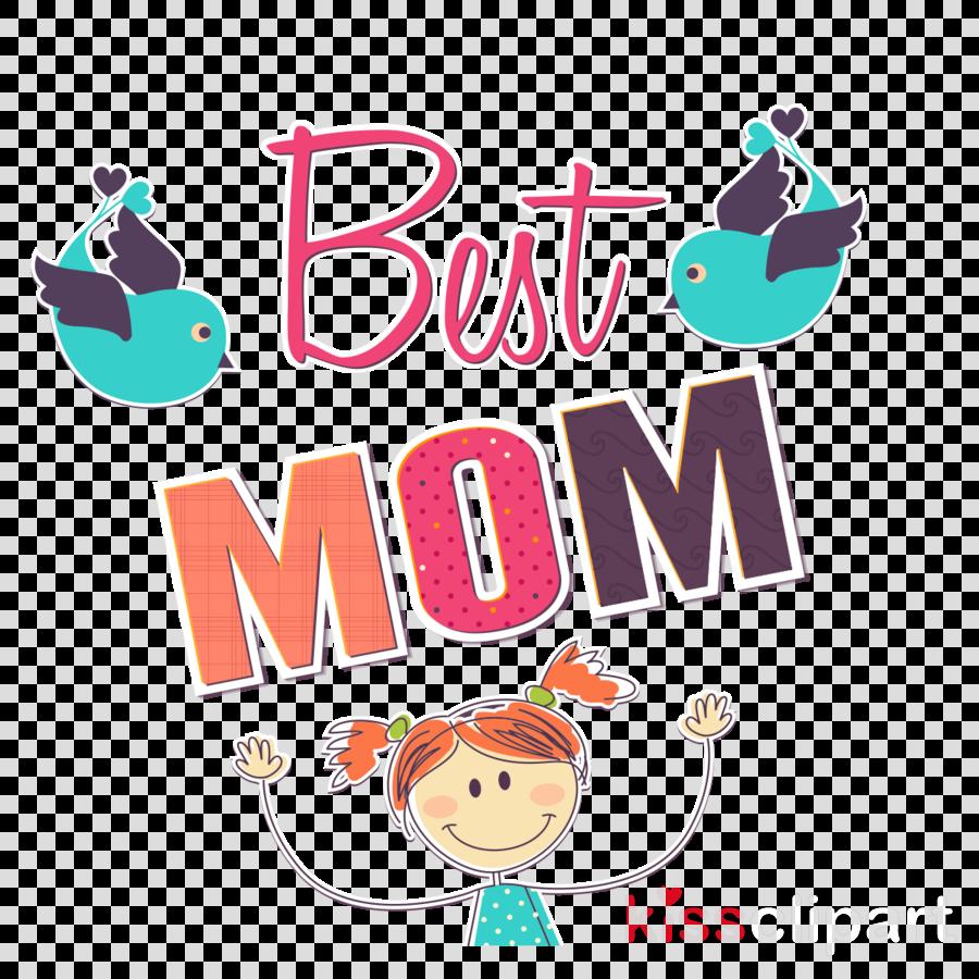Illustration Mother's Day Logo Clip art