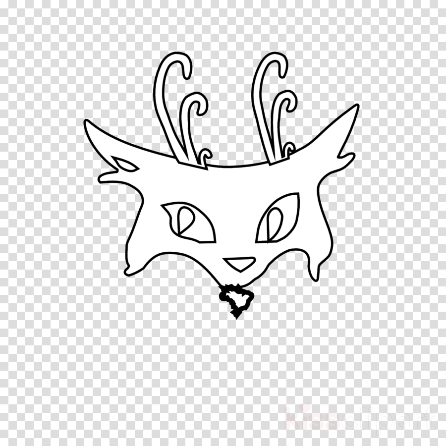 Clip art Drawing /m/02csf Black & White - M Cartoon