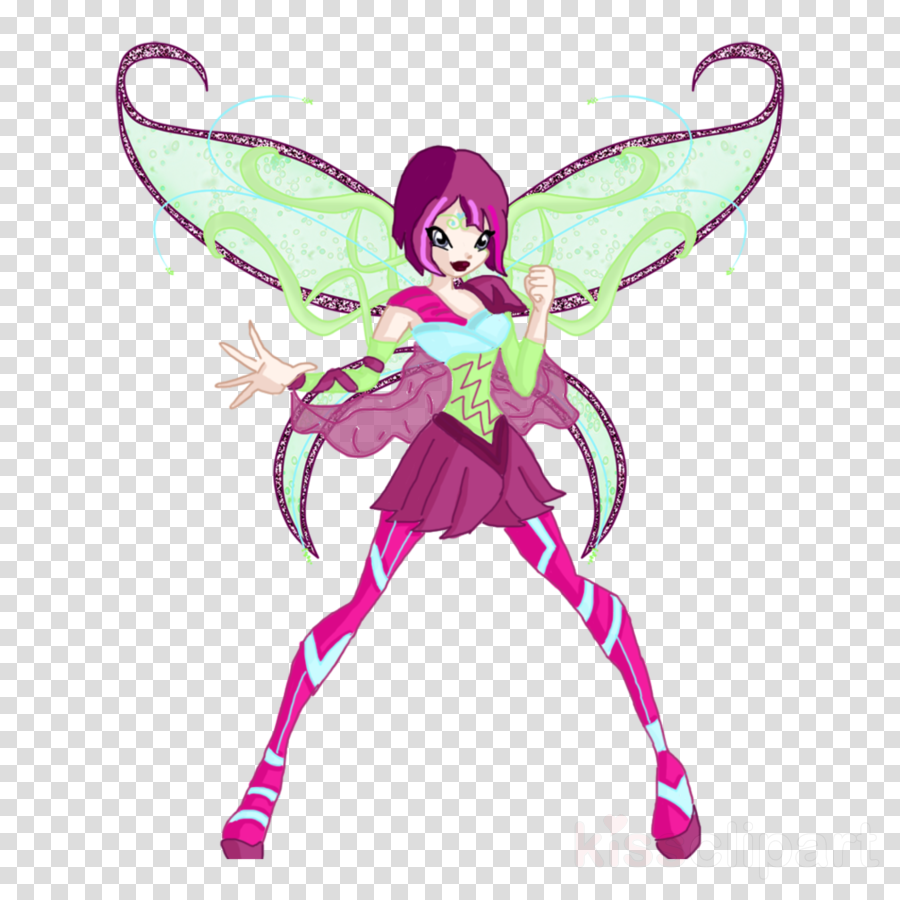 Tecna Bloom Fairy Aisha Flora