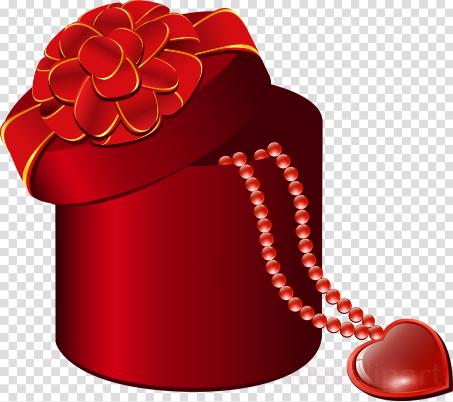 Valentine's Day Gift card Heart Box