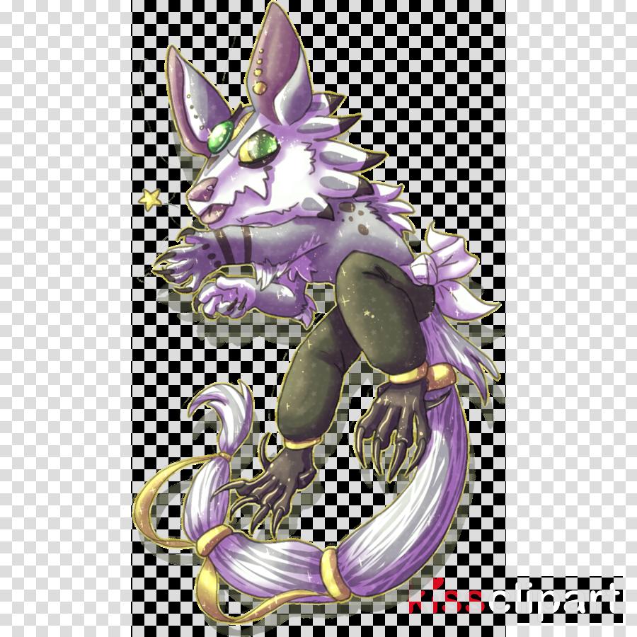 Cartoon Dragon Purple Transparent Png Image Clipart Free Download