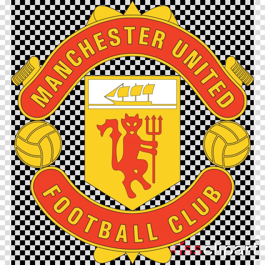 Manchester United Logo Clipart Sports Transparent Clip Art