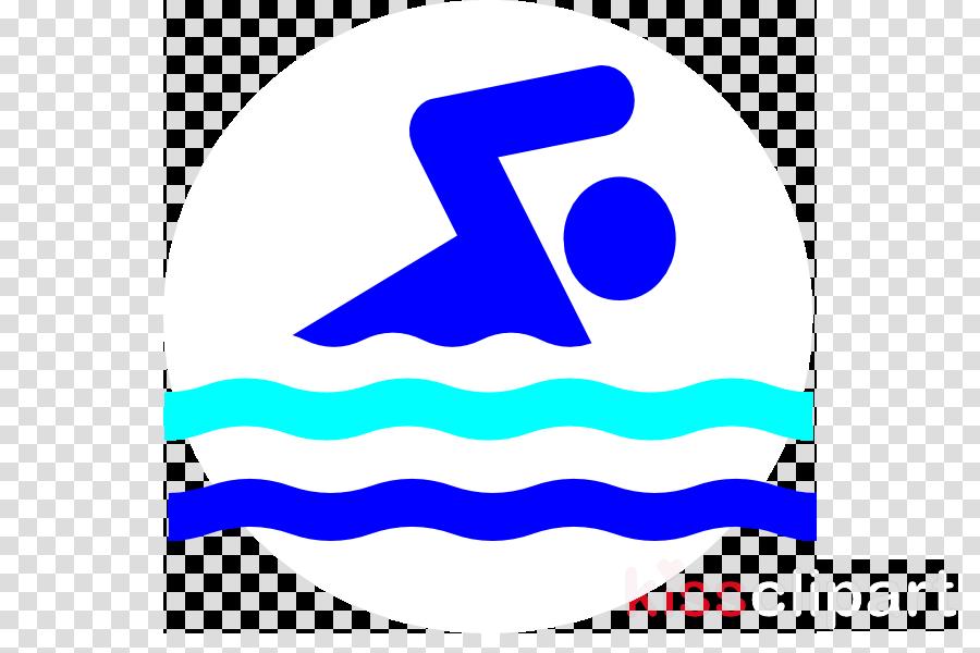 Swimming Cartoon Clipart Line Graphics Transparent Clip Art