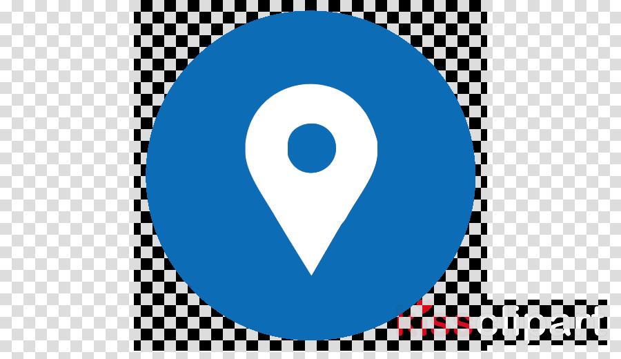 Social Media Logo Clipart Linkedin Blue Circle
