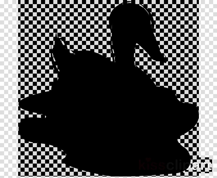 Duck Goose Clip art Silhouette Neck