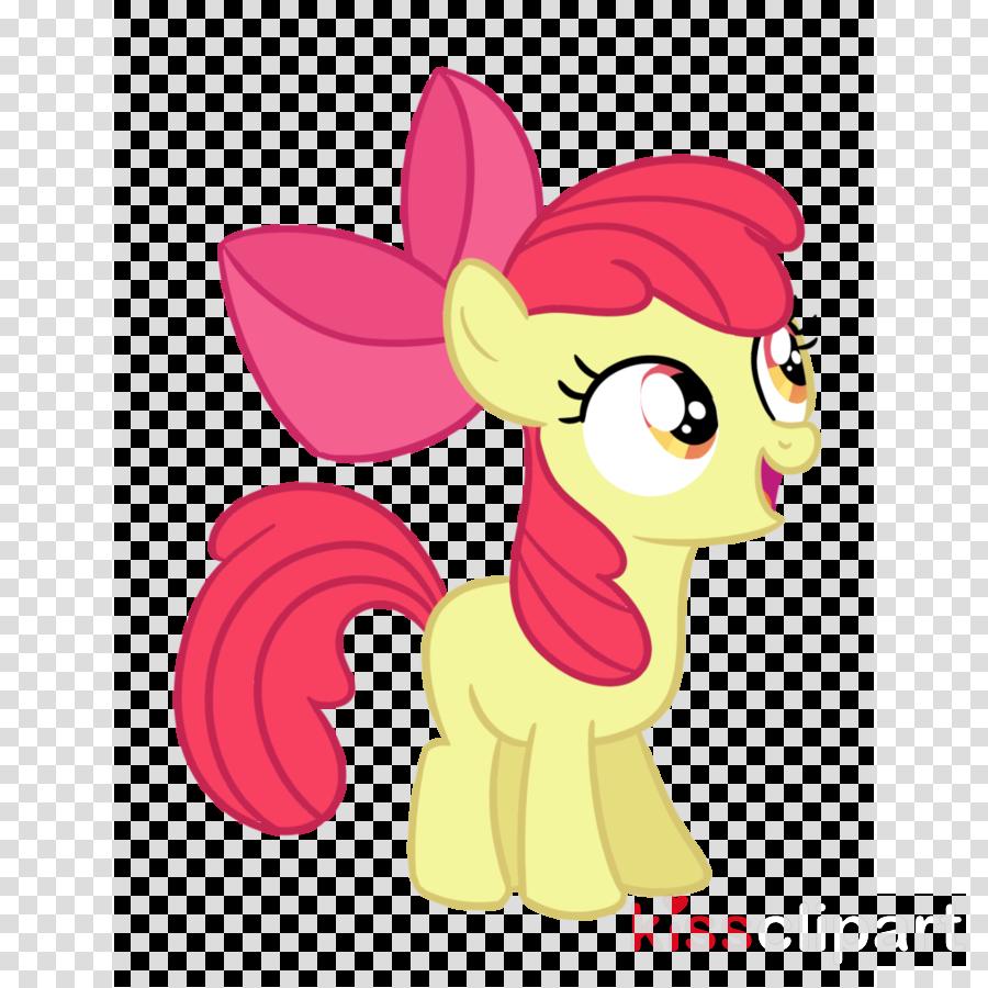 Apple Bloom Pony Applejack Big McIntosh Cutie Mark Crusaders