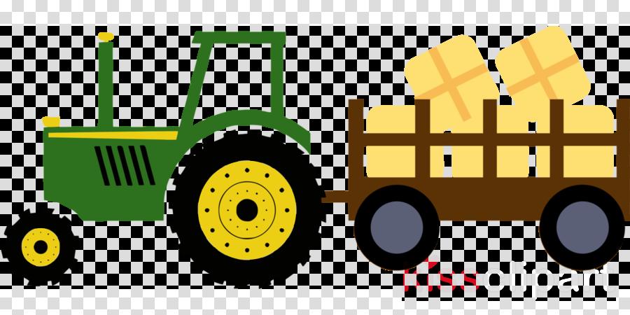 John Deere Wall decal Sticker Tractor