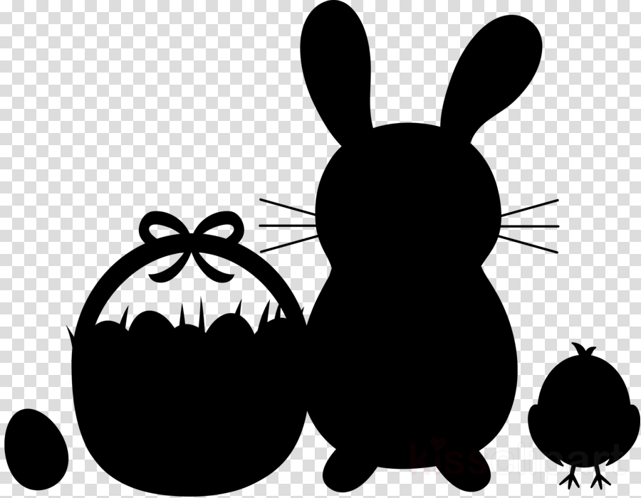 Domestic rabbit Hare Easter Bunny Clip art
