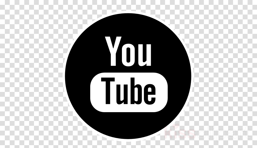Youtube Logo Black And White