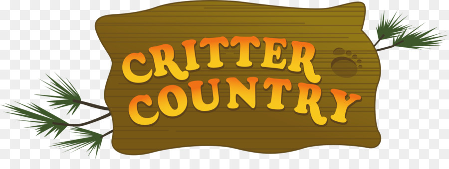critter country disneyland logo clipart Critter Country Disneyland Park Logo